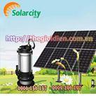 bơm nước điện năng lượng mặt trời 20HP