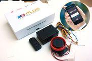 khóa chống trộm xe máy bằng điện thoại iKY Plus tích hợp remote