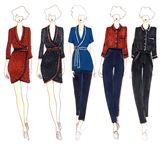 Mẫu Thiết kế thời trang