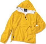 Áo khoác gió màu vàng