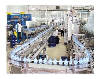 Dây chuyền sản xuất nước khoáng