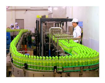 Dây chuyền sản xuất nước chanh muối