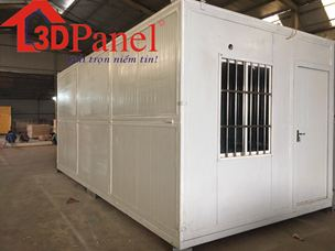 Pane 3D  Việt Nam chuyên sản xuất container dịch vụ giá tốt