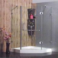 Phòng tắm kính sang trọng