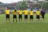 CDCC tham gia Giải bóng đá mini UDIC năm 2017