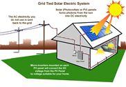Hệ thống điện mặt trời hòa lưới 7KW Solarcity