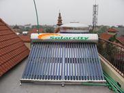 Máy nước nóng năng lượng mặt trời 400 lít