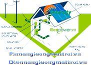 điện mặt trời hòa lưới 5000Wpv