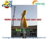 Tua bin gió solarcity 300W 12V/24V