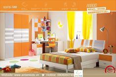 Phòng ngủ trẻ em H855