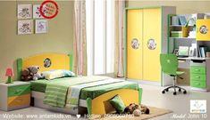 Phòng ngủ cho bé John 10