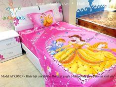 Chăn ga gối trẻ em ATKDS03