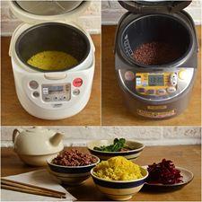 Cách Nấu Cơm Gạo Lứt Ngon Dễ Dàng