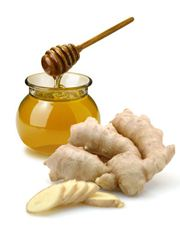 Cháo gừng mật ong Nhật Bản (Ginger honey okayu)