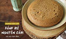 Cách làm bánh mì ngũ cốc bằng nồi cơm điện Zojirushi NS-YSQ18