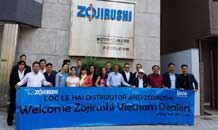 Zojirushi New Product Show 2016/ Vietnam Dealer Trip