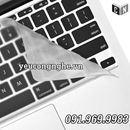Tấm lót bảo vệ bàn phím Macbook Pro, Air trong suốt