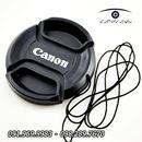 Nắp ống kính Canon 58mm cap bảo vệ lens chống bụi bẩn