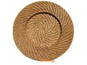 Round-rattan-charger-plate