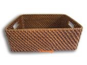 Brown-Rattan-Tray
