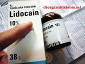 Lidocain 10%, chai xịt kéo dài thời gian quan hệ cho nam