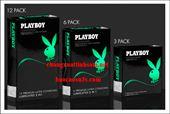 Bao cao su PlayBoy kéo dài thời gian quan hệ