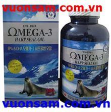 Tinh Dầu Hải Cẩu Omega 3