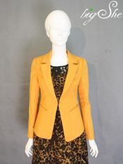 Vest công sở Vest9010 Vàng