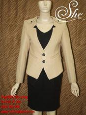Áo vest Vest8002 Be Vàng