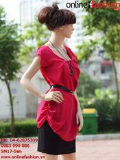 Áo váy SM17 Sen