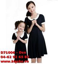 Đầm D71006 Đen