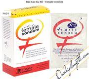 "Bao cao su Nữ ""Female Condom"""