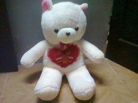 Gấu trái tim cỡ vừa