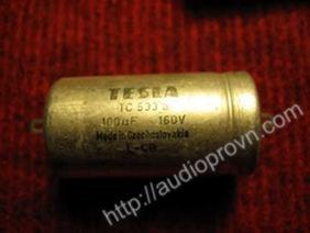 100mf-160v TESLA