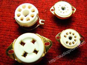 Pin Tube Socket