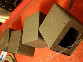 Tranfomer box ( 9 x 10.5 11 cm ) --------------- (13.5 x 11 x 11 cm )