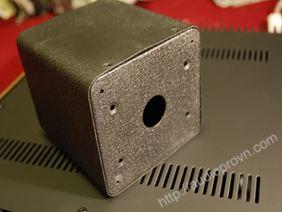 Tranfomer box 2 ( 12.5 x 13.5 x11 cm ) -------------- ( 15 x 15 x 13,5 cm )