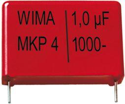 0.22mf / 0,47mf / 1mf / 4,7mf - 400V WIMA