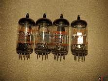 6DJ8 Amperex