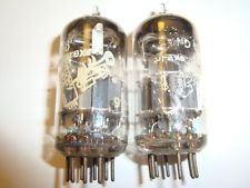6DJ8 Amperex Bugleboy