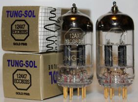 12AX7/ECC803S Tung son