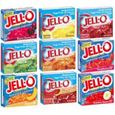 Rau câu Jell-O (sugar free)