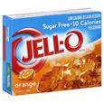 Jell-O vị cam (Jell-O Sugar-Free Gelatin)