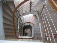 Cầu thang inox 2