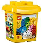 Đồ chơi LEGO 10662 xếp hình Thùng Gạch Sáng Tạo