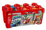 Đồ chơi xếp hình Lego Juniors 10673 - Cuộc đua thần tốc