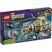 Đồ chơi xếp hình Lego Ninja Turtles 79121 - Tàu Ngầm Rùa Đại Dương