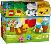 Lego Duplo 10817 - Hộp Gạch DUPLO Sáng Tạo