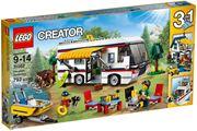 Lego Creator 31052 - Kì Nghỉ Đáng Nhớ