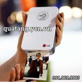 Máy in hình ảnh cầm tay LG Pocket Photo siêu nhỏ công nghệ hiện đại